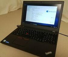 """Lenovo ThinkPad T560 15.6"""" Intel Core i5-6300U 2.40GHz 8GB RAM 500GB HHD WIN 10"""