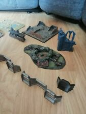 Warhammer 40k Scenery Scatter Terrain Pieces