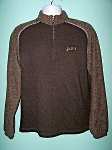 KUHL Mens ALFPACA Fleece Pullover Swetshirt Size M