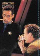 Star Trek DS9 Profiles Quark's Quips card 1 of 9