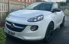 2016 Vauxhall Adam SLAM 1.4L Petrol 3DR Hatchback Manual
