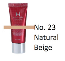 Missha BB Cream Perfect Cover Very High Sun Protection No. 23 Natural Beige 20ml