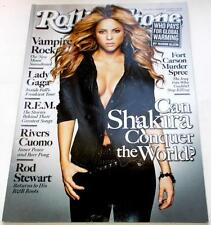 Rolling Stone Magazine November 12 2009 Shakira Lady Gaga REM  NM Condition