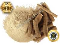 Organic Indian Ginseng Ashwagandha Root POWDER Withania Somnifera Export Quality