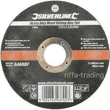 Metal Cutting Discs,115 x 1 mm,Ultra Thin,Angle Grinder,Heavy Duty,Fast,Slitting