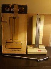 Vintage Bissell Manual Rug Shampoo Master Model 292 W/Original packaging.