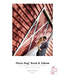 Hahnemuhle Photo Rag Book and Album 220gsm