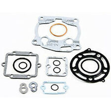 KAWASAKI KX125 KX 125 ENGINE TOP END GASKET KIT 92-94,CYLINDER HEAD, BASE, REED