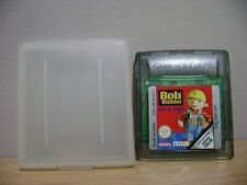 Bob The Builder..Fix It Fun...Game Boy Color