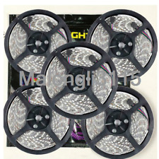 SUPERNIGHT™ 5Pcs 5M 300Leds RGB 5050 SMD Flexible LED Strip Light Waterproof