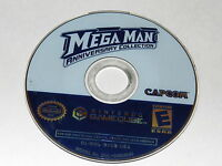 Mega Man Anniversary Collection Nintendo GameCube Video Game Disc Only