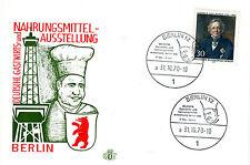 Card Berlin Deutsche Gastwirts & food Exhibition 1970 No 377 KA074