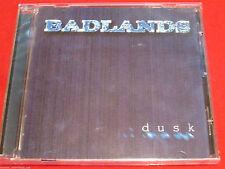 BADLANDS - DUSK - SEALED CD / RAY GILLAN / JAKE E. LEE - Z RECORDS