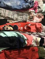 Baby Girl Clothes Size 0-12 Months HUGE Lot!
