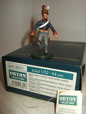 Oryon 8021,Napoleonic British Heavy Cavalry, Royal Horse Guard figure 1814, 54mm