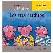 Los Tres Cerditos (Hardback or Cased Book)