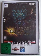 Mac: Master of Orion 2-Battle At Antares * nuevo *