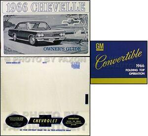Owner Operator Manuals For Chevrolet Malibu For Sale Ebay