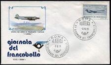 1973 - Giornata del Francobollo - n.1239 - Busta FDC