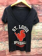 Women's Cardinals Short Sleeve Size Small