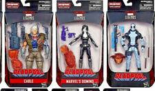 Marvel Legends Sasquatch BAF wave, Cable, Deadpool, Domino, X-23, etc.