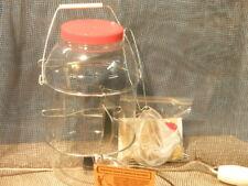 K & E Plastic Minnow Trap & Bucket Combo - Model 2