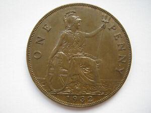 1932 bronze Penny NEF