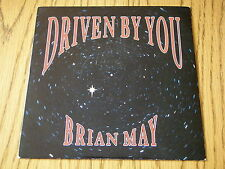 "BRIAN MAY - DRIVEN BY YOU    7"" VINYL PS"