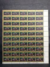#1335 Thomas Eakins  Full Sheet of 50  MNH OG