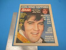 The Star September 6 1977 Tabloid Elvis: What Happened Guide to TV Shows