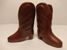 Sindy Doll Mid Brown Boots1970/80s