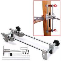 Mortising Machine Mortice Lock Fitting Jig Door Lock Mortiser Kit 90 mm