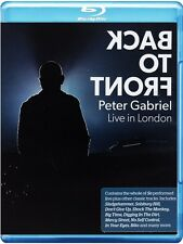 PETER GABRIEL - BACK TO FRONT-LIVE IN LONDON  BLU-RAY NEU