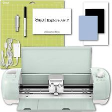 Cricut Explore Air 2 Mint Machine Electronic Digital Vinyl Die Cutting DIY
