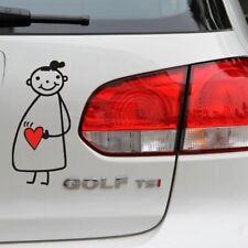 Mother on board  car van window  laptop JDW VINYL decal sticker