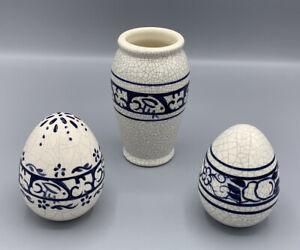 Dedham Pottery Lot