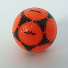 1 x Subbuteo Adidas Tango Azteca 1986 World Cup Ball - Orange (od)