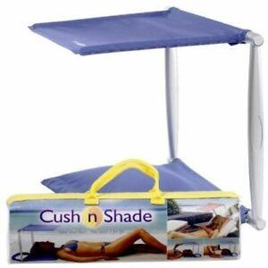 Sun Shade & Cushion (chair garden screen face sunscreen cream - Cushnshade