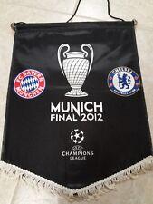 Wimpel Champions League Finale 2012 FC Bayern München-FC Chelsea, Endspiel