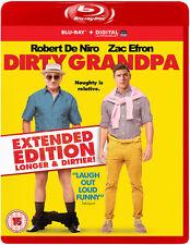 Dirty Grandpa - Uncut Version Longer and Dirtier Blu-ray 2016 DVD