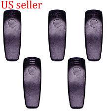 5x Belt Clip for Motorola PR400 EP450 CP040 CP140 CP160 Portable Radio