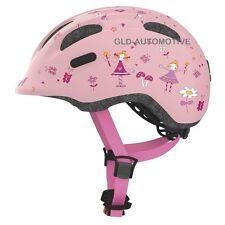 Abus Smiley 2.0 Casco da bicicletta per Bambini Rose Princess M