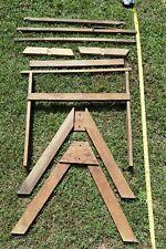 Vintage Anco Bilt Artist Easel Solid Wood PARTS