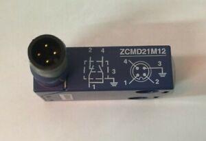 SCHNEIDER / TELEMECANIQUE ZCMD21M12 SWITCH BODY XCMD SERIES LIMIT SWITCH