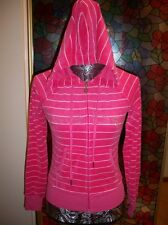 bebe - hoodie sweater jacket with studs - size XS - NWOT