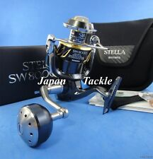 New Shimano Stella SWB 8000HG 8000 HG Spinning Reel *1-3 DAYS DELIVERY*