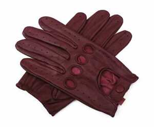 Driving Gloves | Genuine Leather | Perfect Fit | Premium Quality | Soft Leather