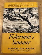 Fisherman's Summer - Haig-Brown (1959)