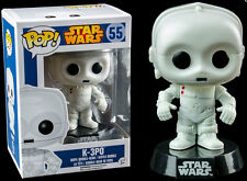 Star Wars K-3PO Funko POP 55 Figure Movie Guerre Stellari