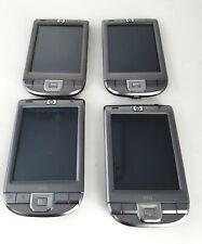 New listing Hp Ipaq Classic 112 Windows Mobile Pc Pda Bluetooth - Lot Of 4 With Batteries